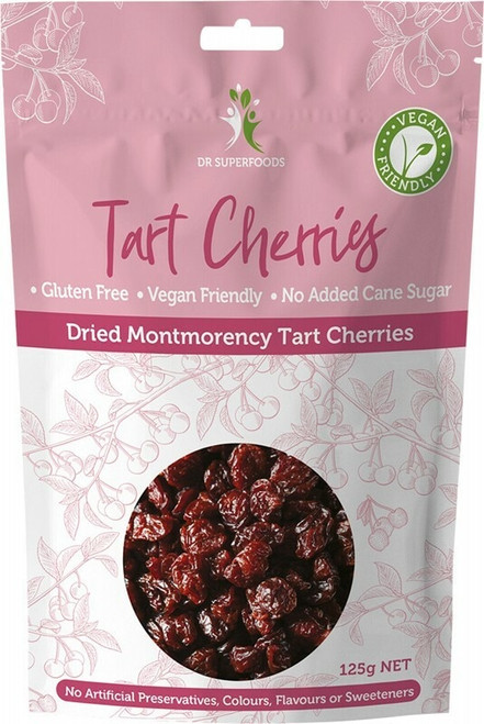 Dr Superfoods Super Cherries 125g