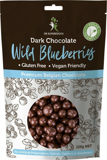 Dr Superfoods Blueberry Bliss 125g