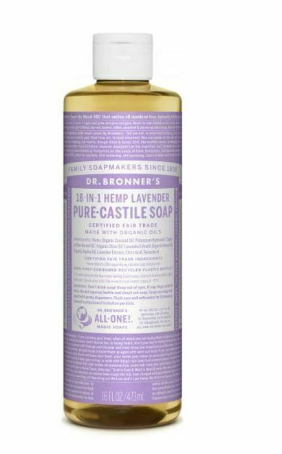 Lavender by Dr. Bronner's
