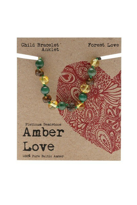 Amber Forest Love 14cm by Amber Love
