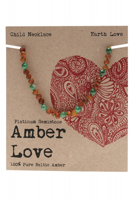 Amber Earth Love 33cm by Amber Love