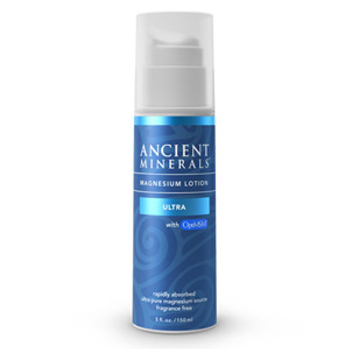 ANCIENT MINERALS Magnesium Lotion (50%) & MSM Ultra 150ml