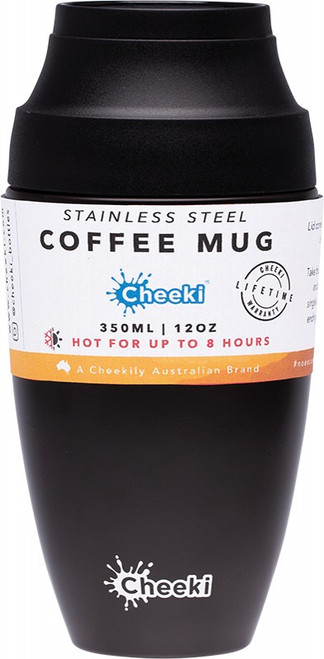 Coffee Mug Chocolate 350ml by Cheeki