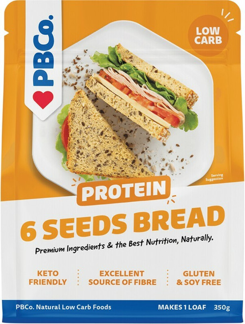 The Protein Bread Co 6 Seed Bread Mix 350g