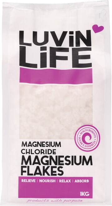 Luvin Life Magnesium Flakes 1kg