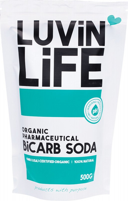 Bi-Carb Soda 500g by Luvin Life