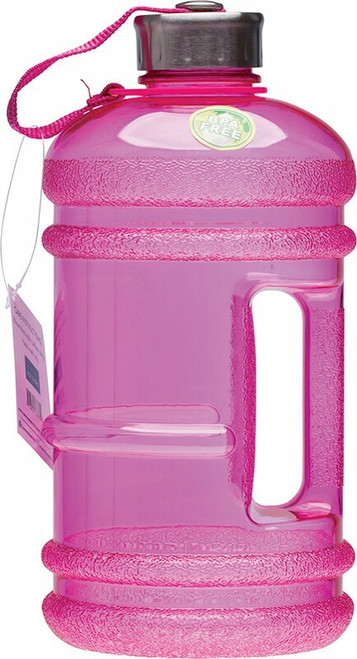 Enviro Products Drink Bottle Pink 2.2L