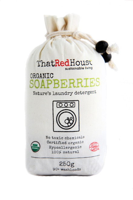 Organic Soapberries 250gm by That Red House