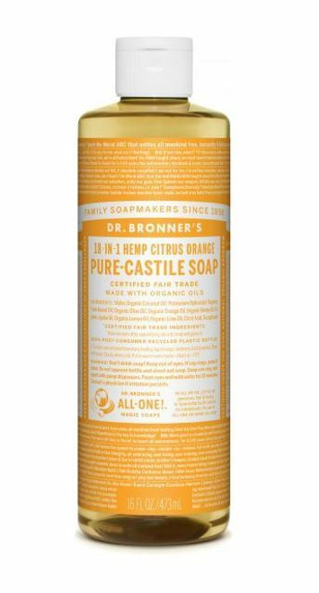 Citrus Orange by Dr. Bronner's