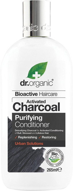 DR ORGANIC Conditioner Activated Charcoal 265ml