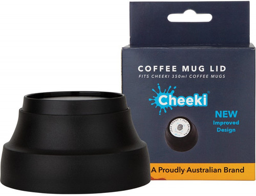 Cheeki Coffee Mug Lid