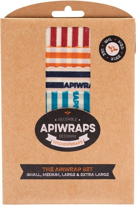 Apiwraps The Apiwrap Set x 4