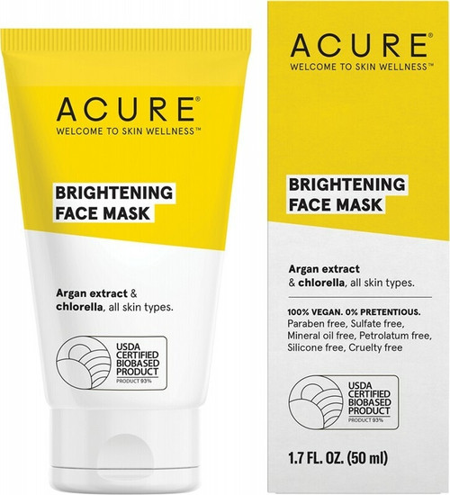 ACURE Brightening Face Mask 50ml