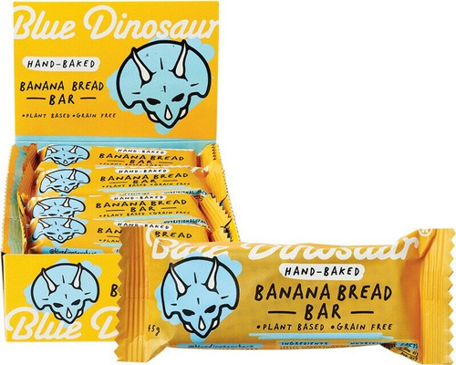 Blue Dinosaur Banana Bread x 12