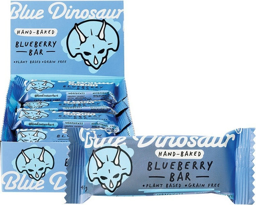 Blue Dinosaur Blueberry x 12