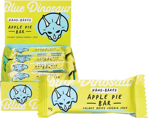 Blue Dinosaur Apple Pie x 12