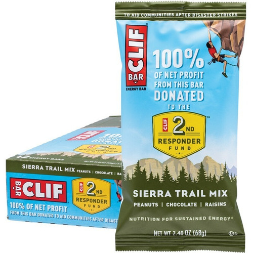Clif Bar Sierra Trail Mix 12 x 68g