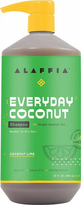Alaffia Shampoo Coconut Lime 950ml