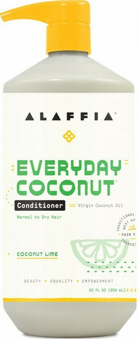 Alaffia Conditioner Coconut Lime 950ml
