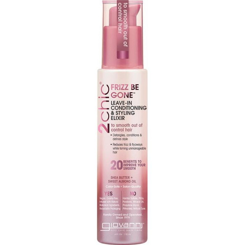 Giovanni Frizz be gone Leave In Conditioner 118ml