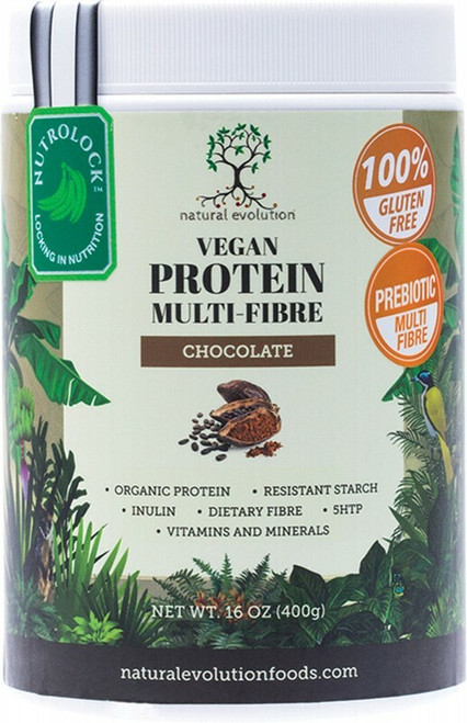 Natural Evolution Protein Chocolate 400g