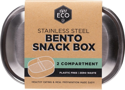 Ever Eco Bento Snack Box 2 Compartments22