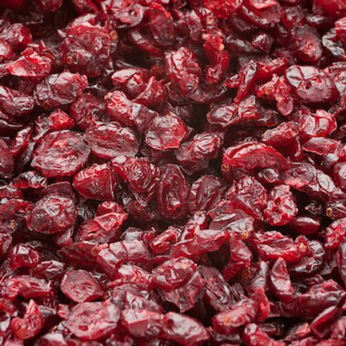 Bulk Cranberries Dried Apple Juice Infused Organic