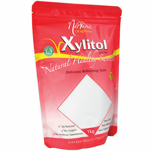 Nirvana Xylitol Refill Pack 1kg