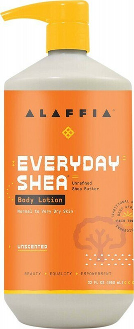 Everyday Unscented Body Lotion 950ml
