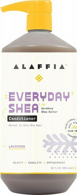 Alaffia Lavender Conditioner 950ml