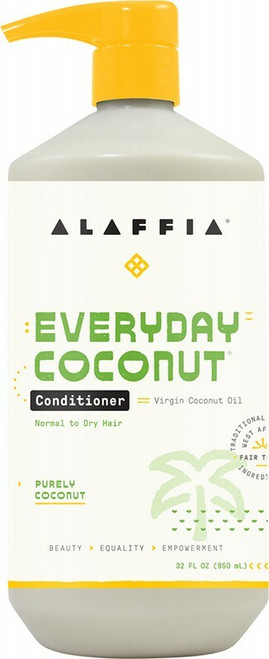 Alaffia Coconut Conditioner 950ml