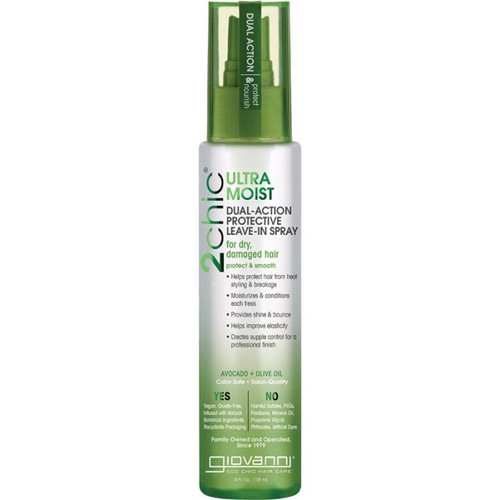 Giovanni 2Chic Avocado & Olive Oil Protect Leave In Spray 118ml