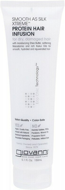 Giovanni Smooth As Silk Extreme Protein Hair Infusion 150ml