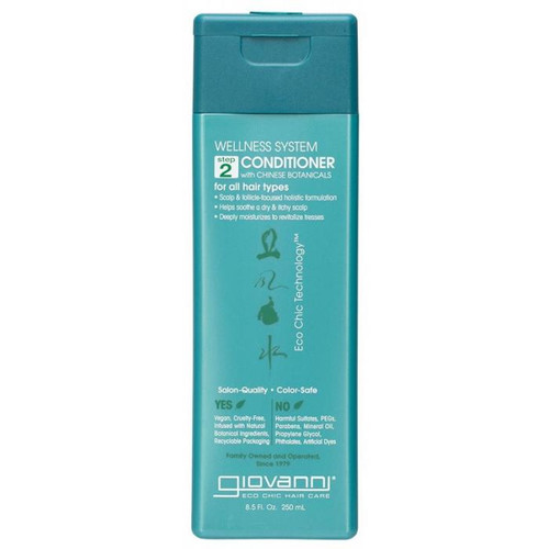 Giovanni Wellness System Conditioner With Chinese Botanicals 250ml