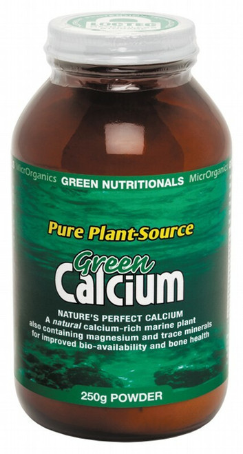 GREEN NUTRITIONALS Green Calcium Powder (950mg) 250g