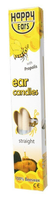 Happy Ears Ear Candles Straight 2 Pack 1 Unit