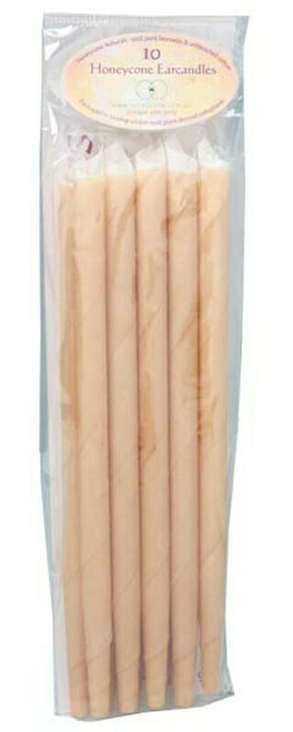 Honeycone Ear Candles 10 Pack