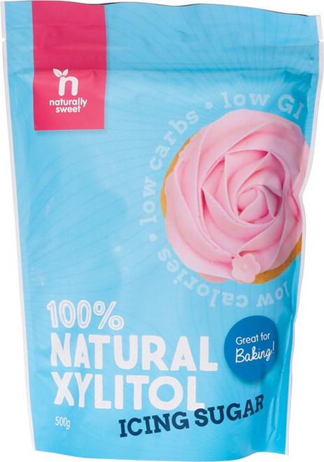 NATURALLY SWEET Xylitol Icing Sugar 500g
