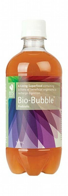 Nts Health Bio Bubble 500ml