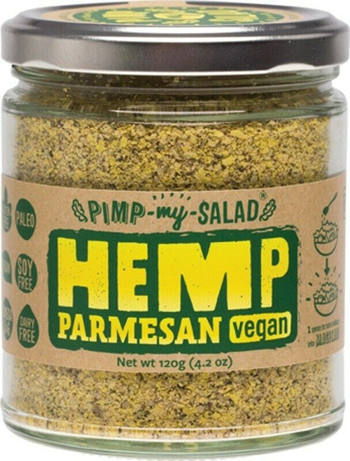 Extraordinary Foods Pimp My Salad Hemp Parmesan 120g