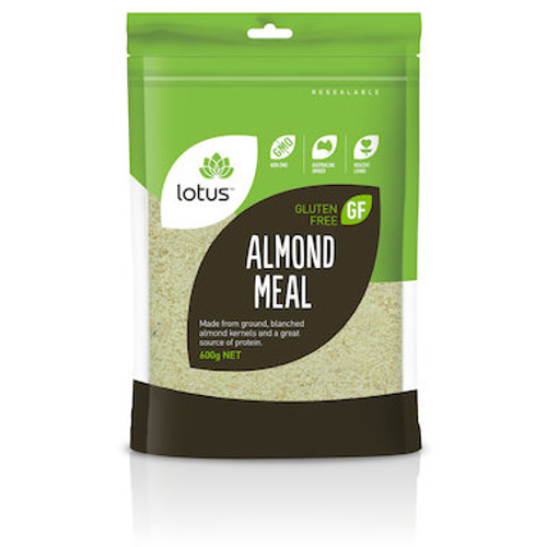 Almond Meal 600g Lotus