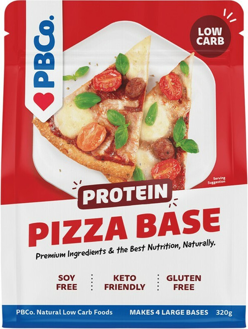 The Protein Bread Co Pizza Base Mix 320g