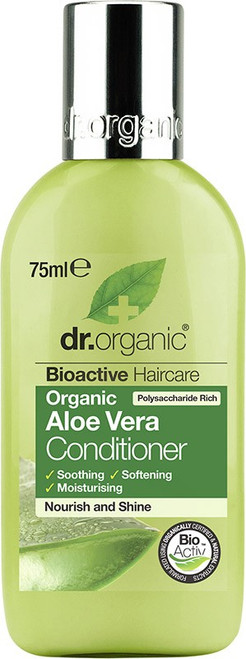 Dr. Organic Travel Size - Conditioner Organic Aloe Vera 75ml
