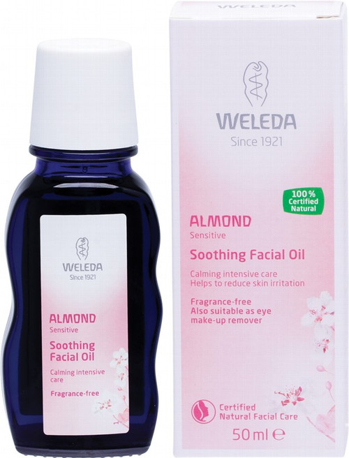Weleda Soothing Facial Oil Almond 50ml