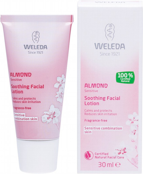 Weleda Soothing Facial Lotion Almond 30ml