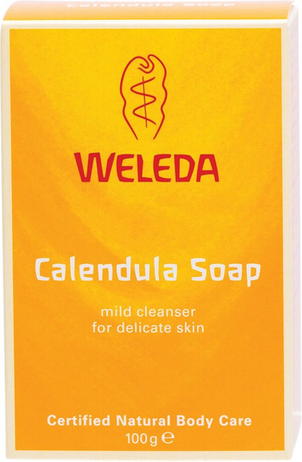 Weleda Soap Bar  Calendula 100g