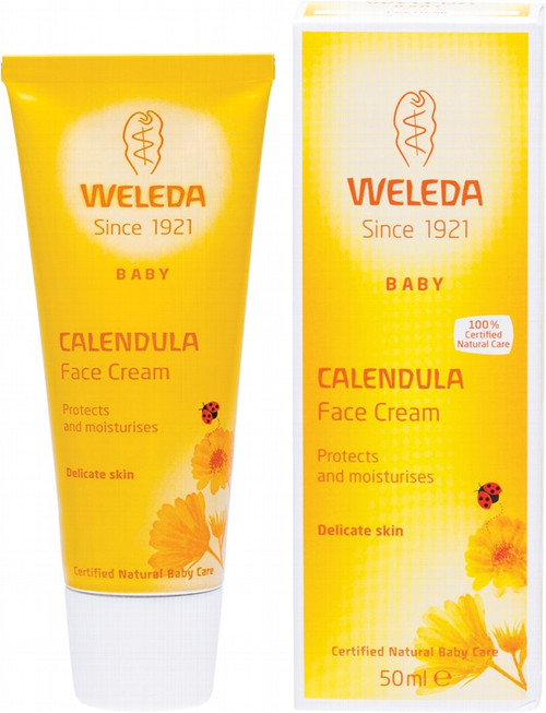 Weleda Calendula Face Cream  Baby 50ml