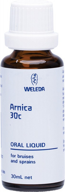 WELEDA Arnica 30c Oral Liquid 30ml