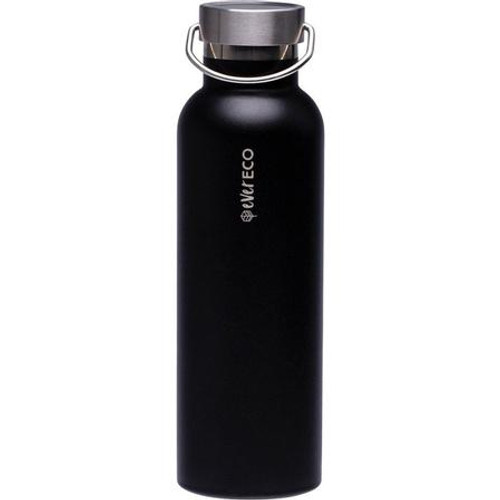 Ever Eco Stainless Steel Bottle Insulated Onyx 750ml