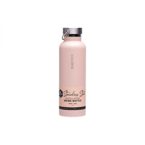 Ever Eco Stainless Steel Bottle Insulated Rose 750ml
